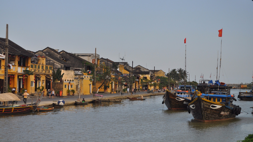 Cycling in Hoi An - Where to go
